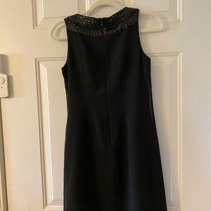 Black banana republic dress size 0